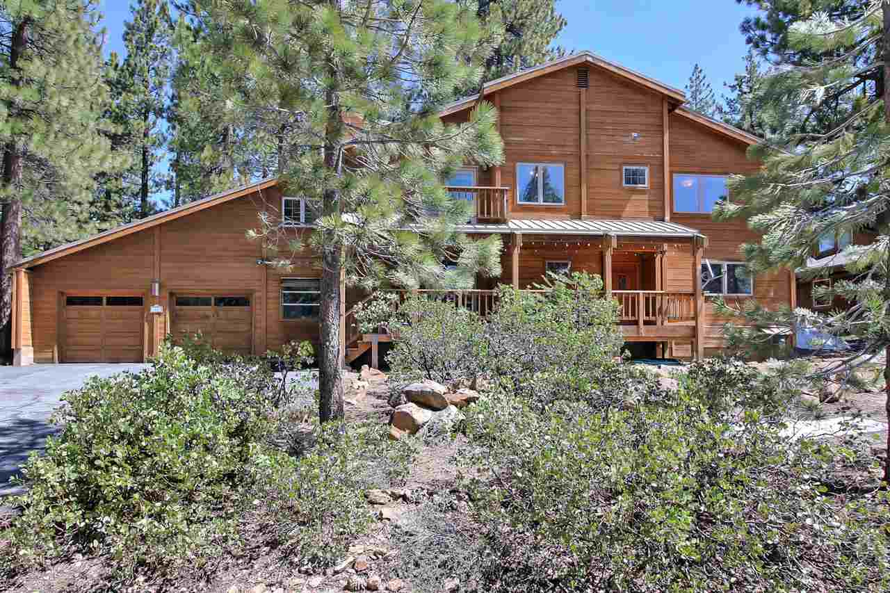 Single Family Home for Active at 3065 Cedarwood Drive Tahoe City, California 96145 United States