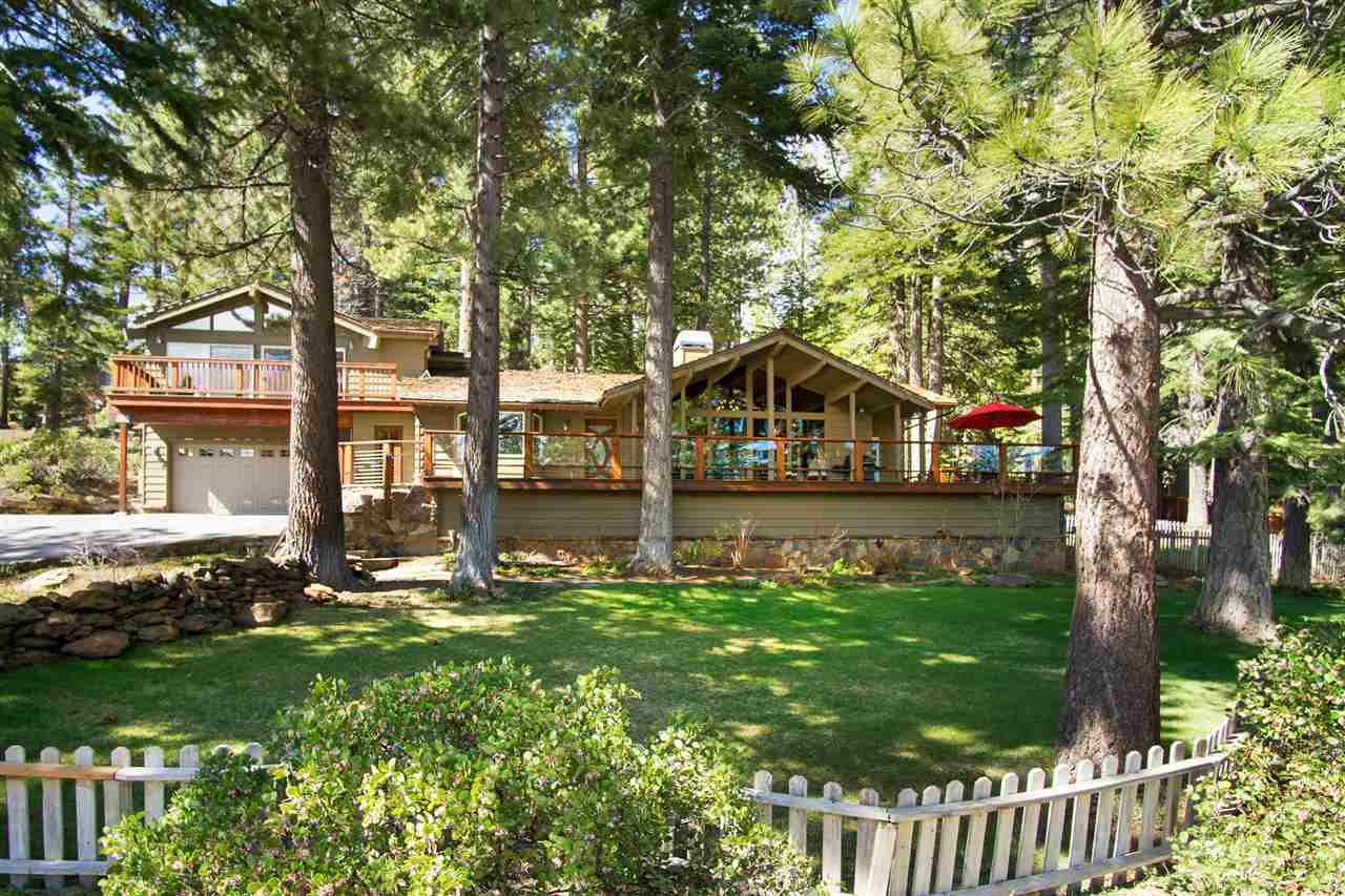 Single Family Home for Active at 3140 Bigler Place Tahoe City, California 96145 United States