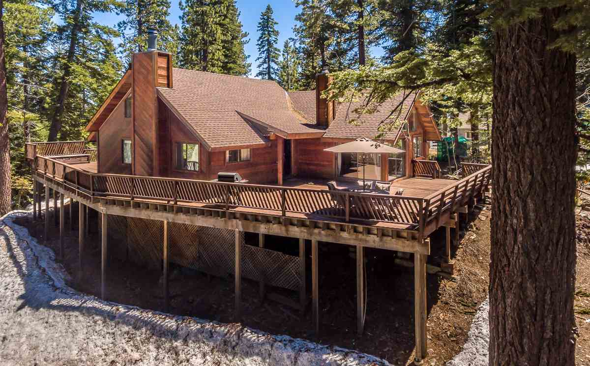 Single Family Home for Active at 4410 North Ridge Drive Tahoe City, California 96140 United States