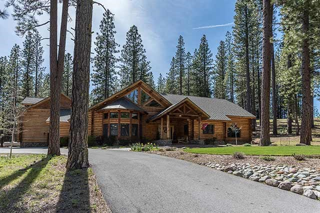 Casa Unifamiliar por un Venta en 285 Gold Nugget Lane Lake Almanor, California Estados Unidos