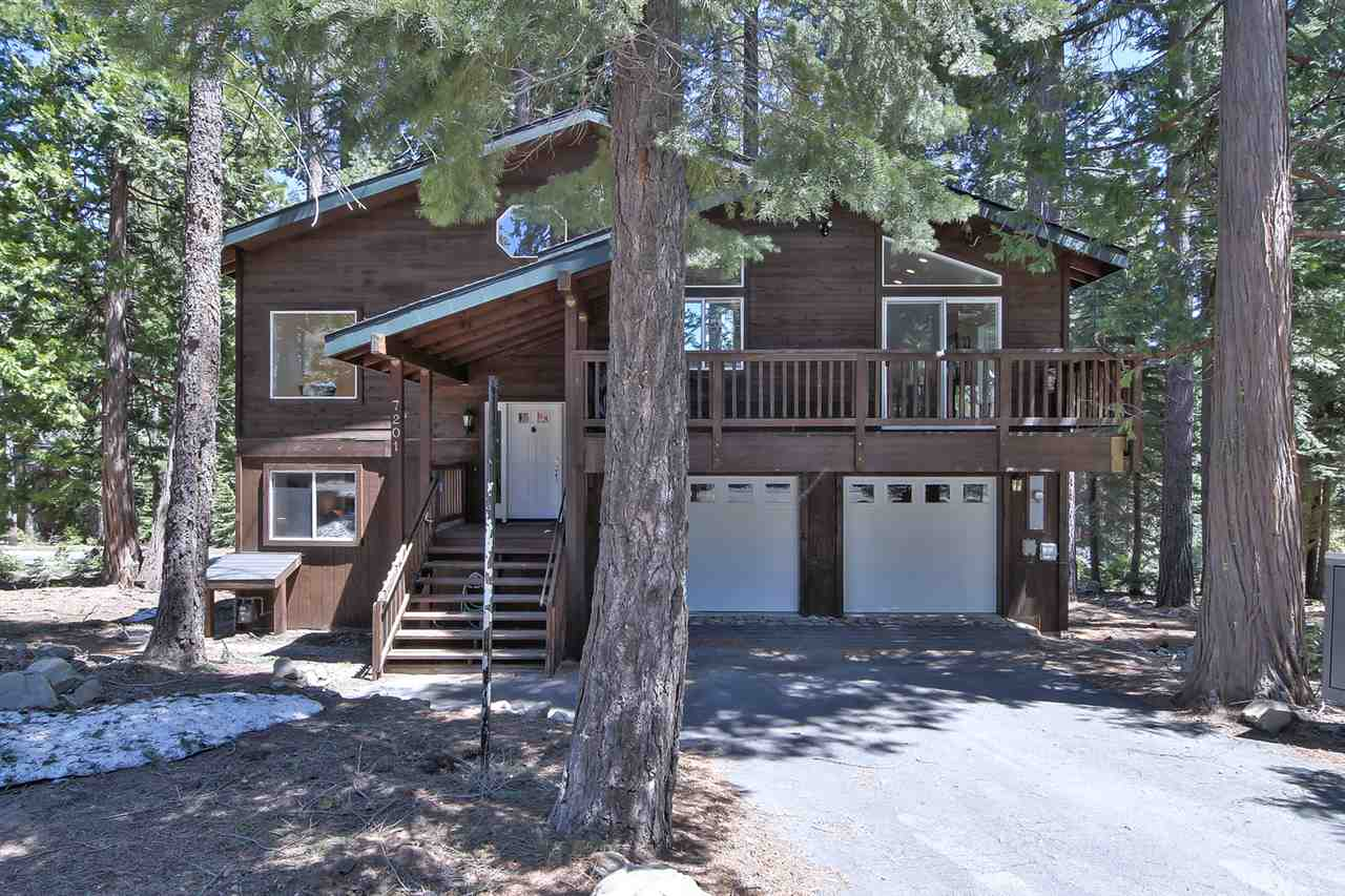 Single Family Home for Active at 7201 Timberwolf Drive Tahoma, California United States