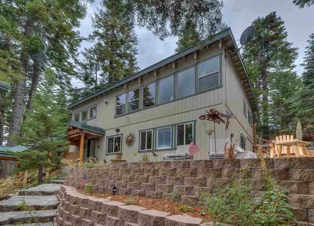 Casa Unifamiliar por un Venta en 375 Ellis Road 375 Ellis Road Homewood, California 96141 Estados Unidos