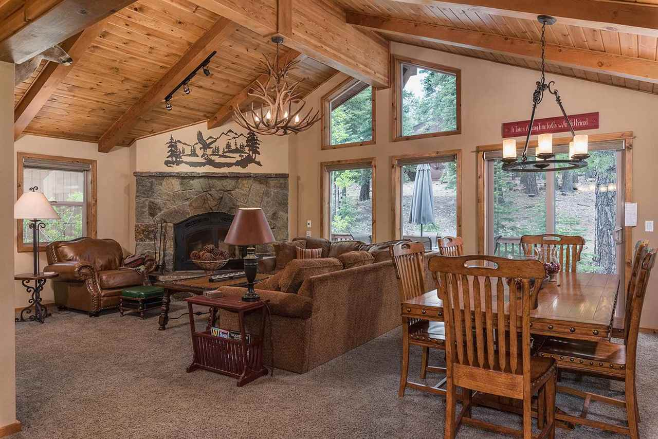 Single Family Home for Active at 1047 Martis Landing Truckee, California United States