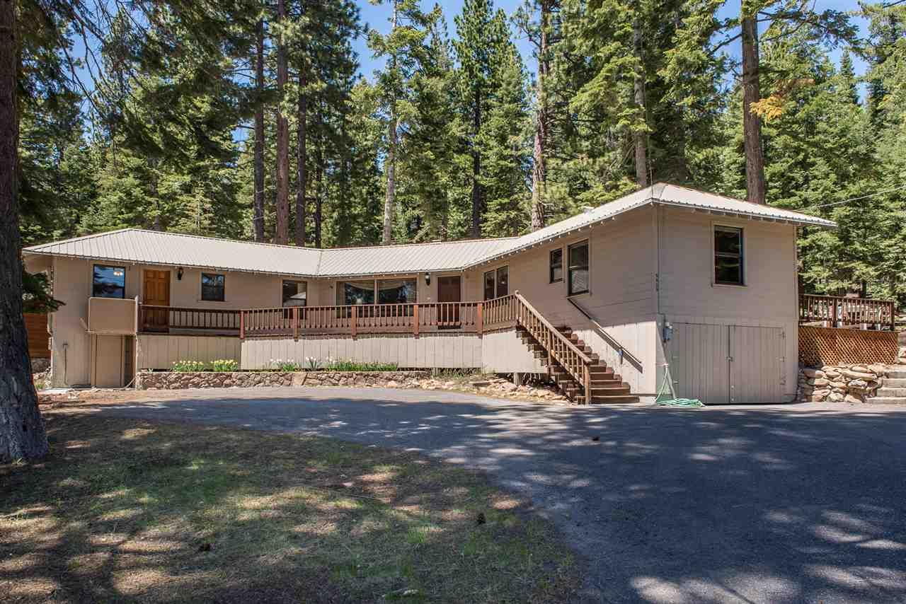 Single Family Home for Active at 5959 North Lake Boulevard Carnelian Bay, California 96140 United States