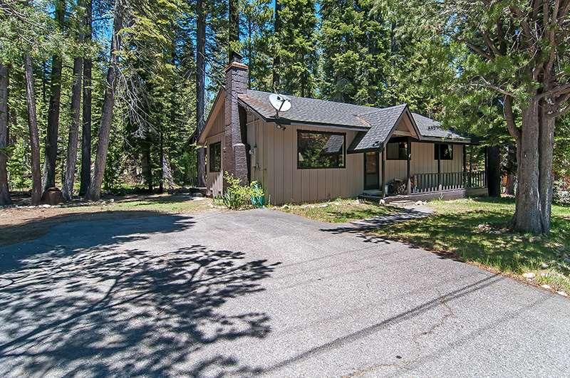 700 McKinney Creek Road, Homewood, CA 96141