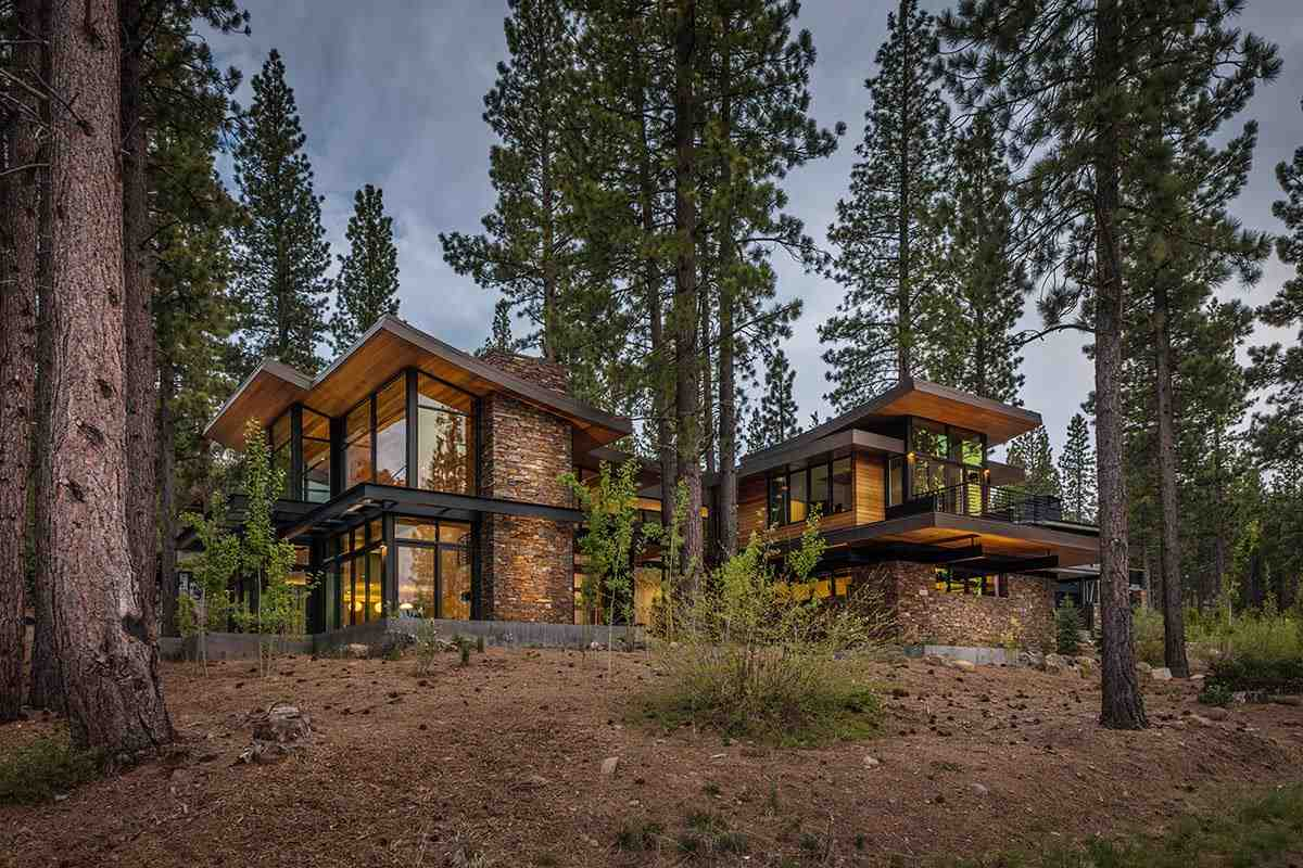 Single Family Home for Active at 2604 Elsinore Court Martis Camp, Truckee, California United States