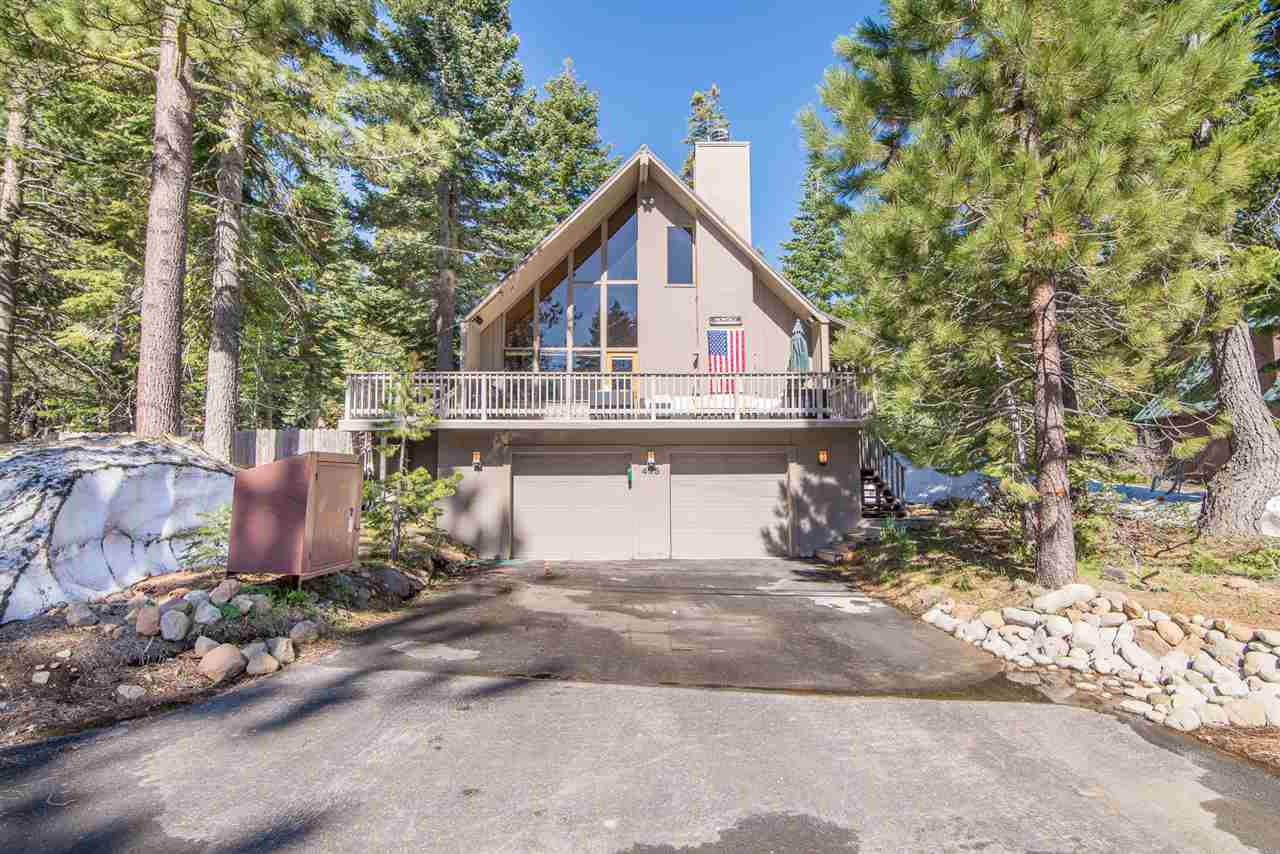 Single Family Home for Active at 495 Club Drive 495 Club Drive Tahoe City, California 96145 United States