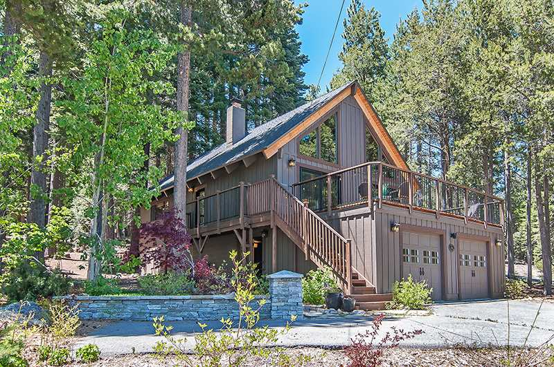 Single Family Home for Active at 800 McKinney Creek Road Homewood, California 96141 United States