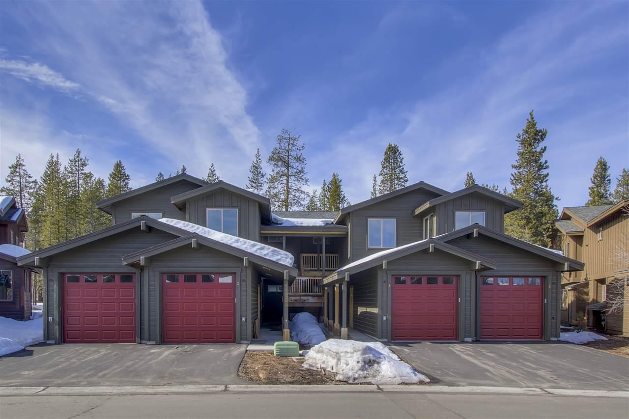 共管式独立产权公寓 为 销售 在 11581 Dolomite Way 特拉基, 加利福尼亚州 96161 美国