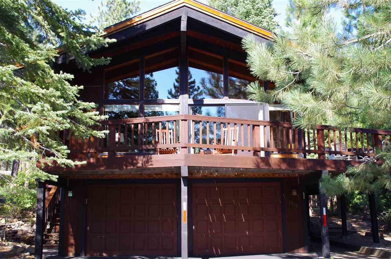Casa Unifamiliar por un Venta en 1315 Canterbury Drive 1315 Canterbury Drive Kings Beach, California 96143 Estados Unidos