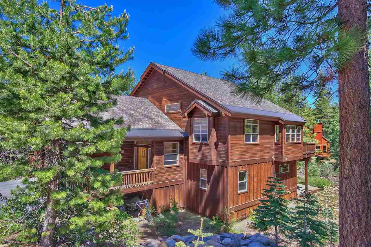 Single Family Home for Active at 12485 Saint Moritz Lane Truckee, California 96161 United States