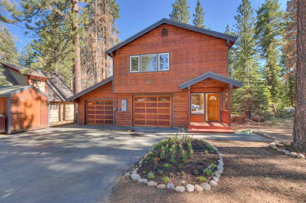 Single Family Home for Active at 6950 Toyon Road Tahoe Vista, California 96148 United States