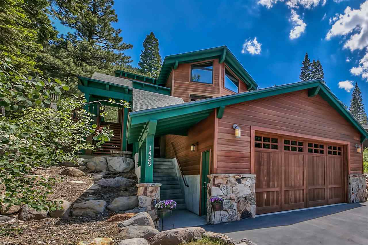 1429 Pine Trail, Alpine Meadows, CA 96146
