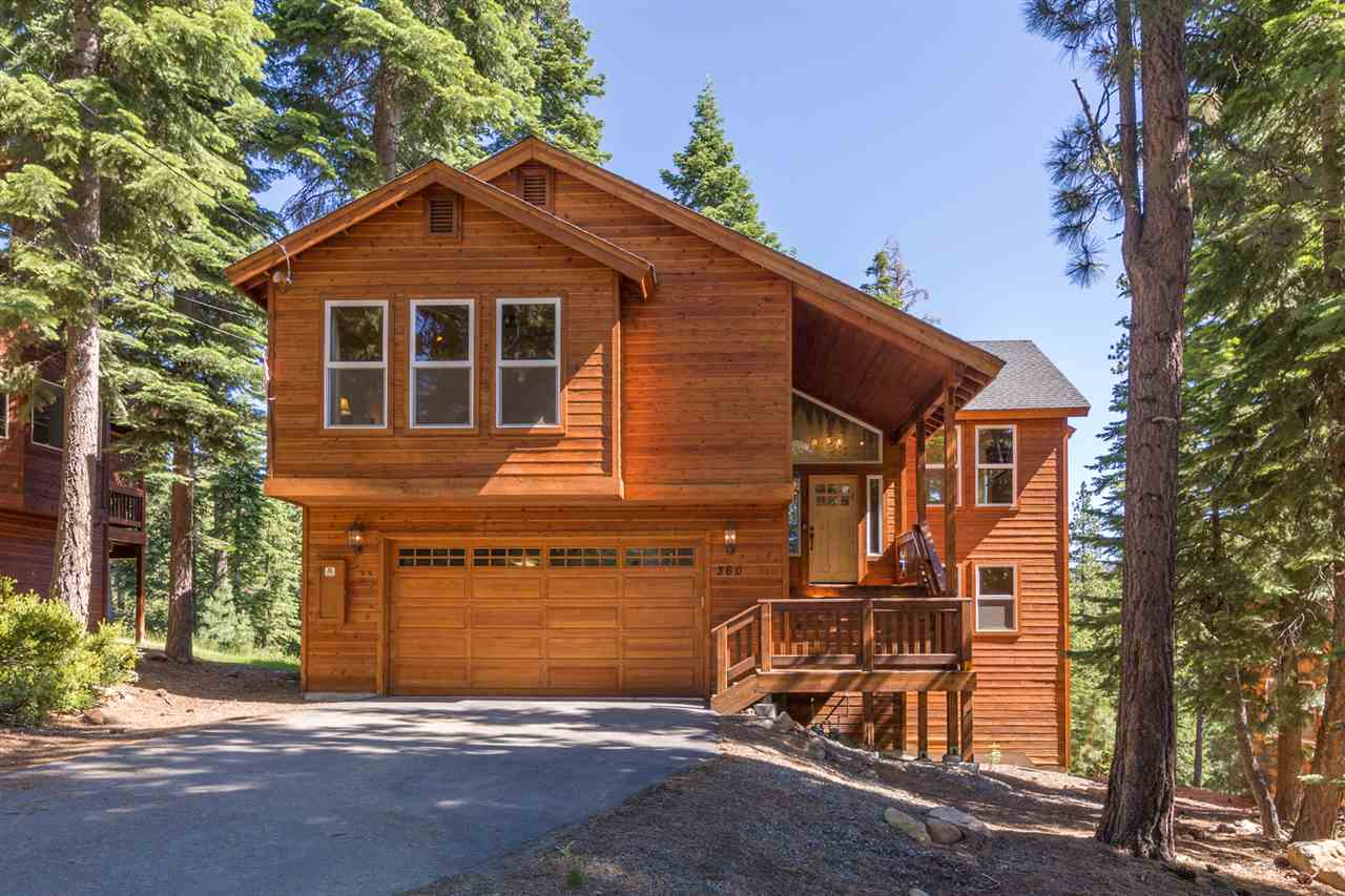 Single Family Home for Active at 360 North Ridge Drive Tahoe City, California 96140 United States