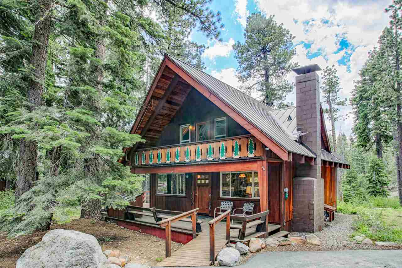 Single Family Home for Active at 865 Ward Creek Blvd Tahoe City, California 96145 United States
