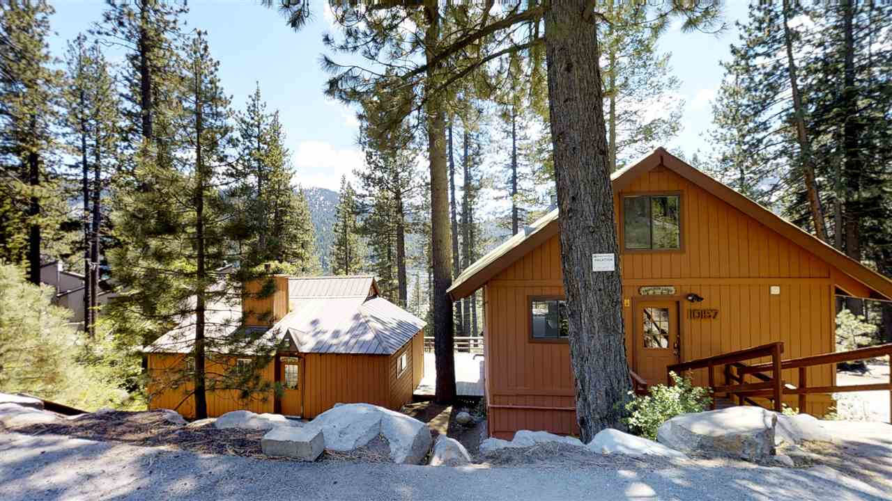 Casa Unifamiliar por un Venta en 10157 Donner Lake Road 10157 Donner Lake Road Truckee, California 96161 Estados Unidos
