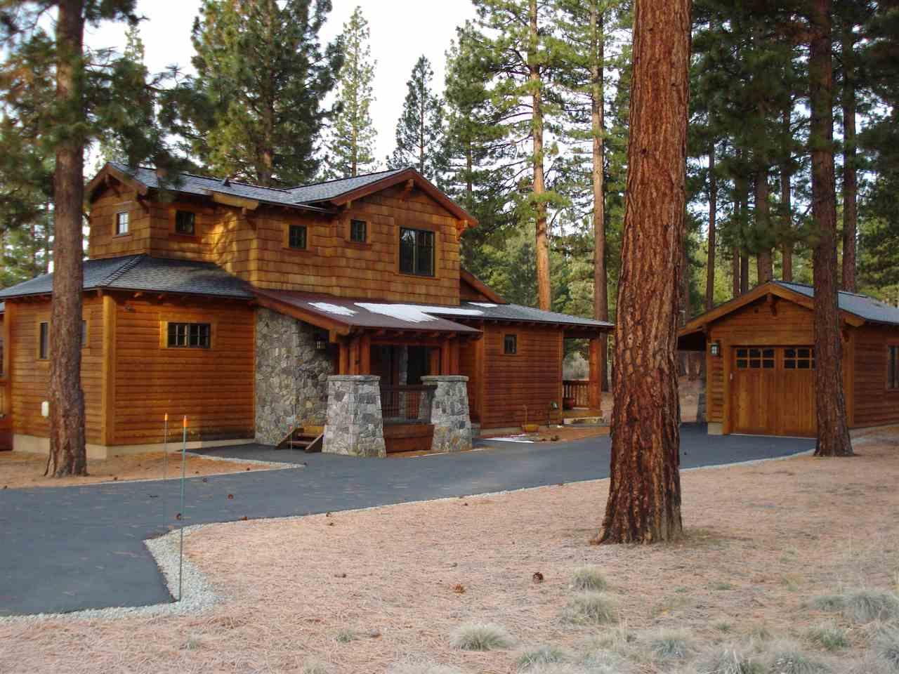 Casa Unifamiliar por un Venta en 44 Yarrow Lane Portola, California 96122 Estados Unidos