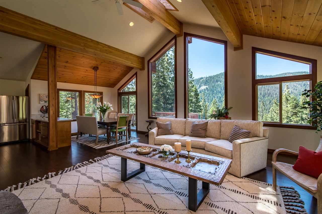 Single Family Home for Active at 3551 Courchevel Road Tahoe City, California 96145 United States