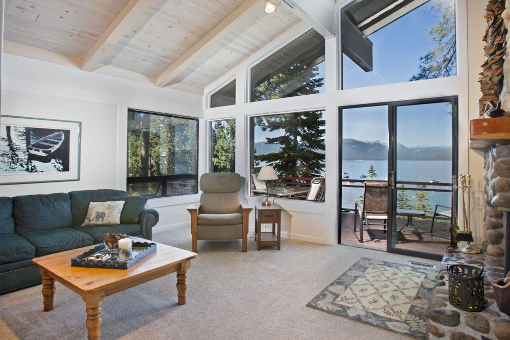 Condominium for Active at 3600 North Lake Boulevard Tahoe City, California 96145 United States