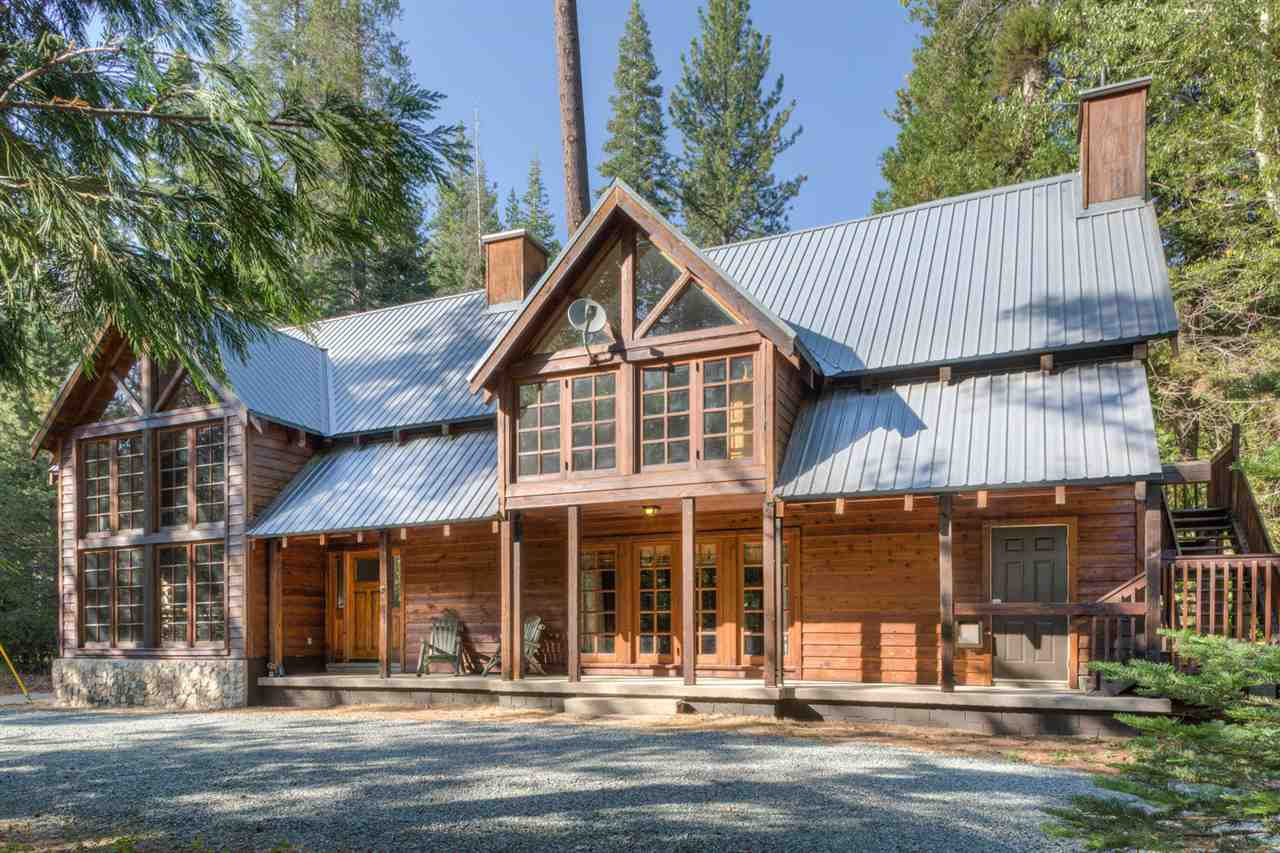 Single Family Home for Active at 48725 Hampshire Rocks Road Emigrant Gap, California United States