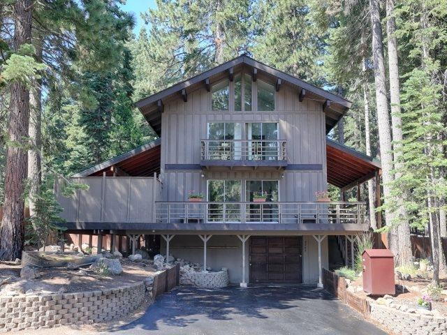 独户住宅 为 销售 在 5745 Uplands Road Agate Bay, 加利福尼亚州 96140 美国
