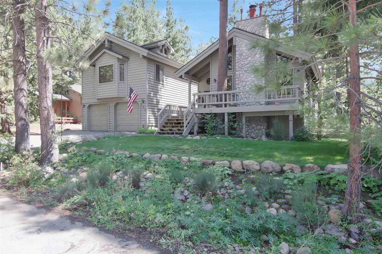 Single Family Home for Active at 154 Observation Drive Tahoe City, California 96145 United States