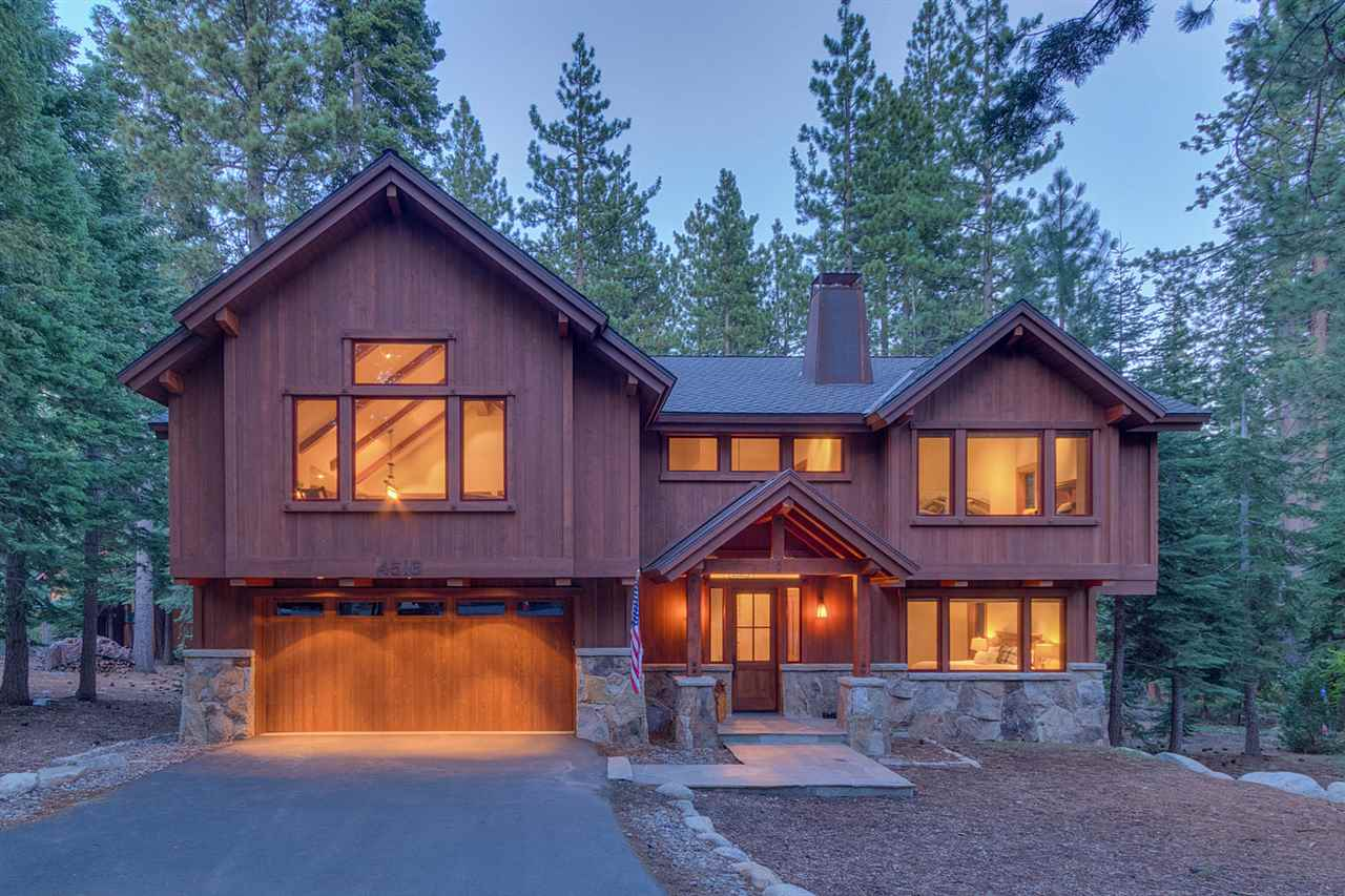 Single Family Home for Active at 4516 Muletail Drive Tahoe City, California 96140 United States