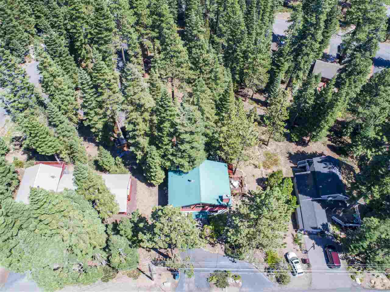 Casa Unifamiliar por un Venta en 4480 North Ridge Drive 4480 North Ridge Drive Tahoe City, California 96140 Estados Unidos