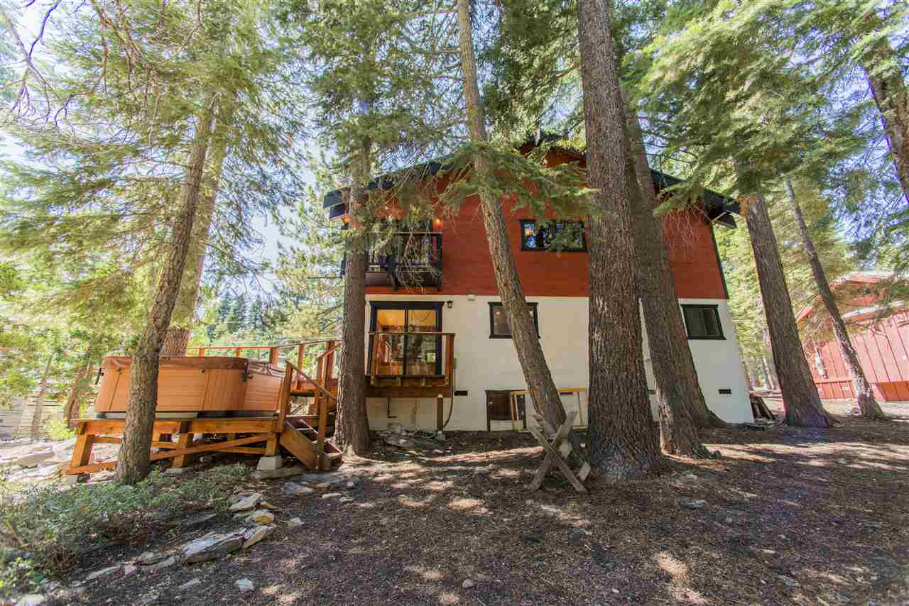 Additional photo for property listing at 4480 North Ridge Drive 4480 North Ridge Drive Tahoe City, California 96140 Estados Unidos