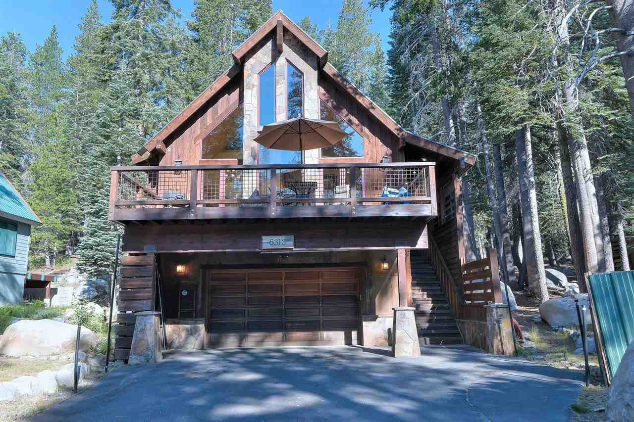 Single Family Home for Active at 6313 Tamarack Way Soda Springs, California United States