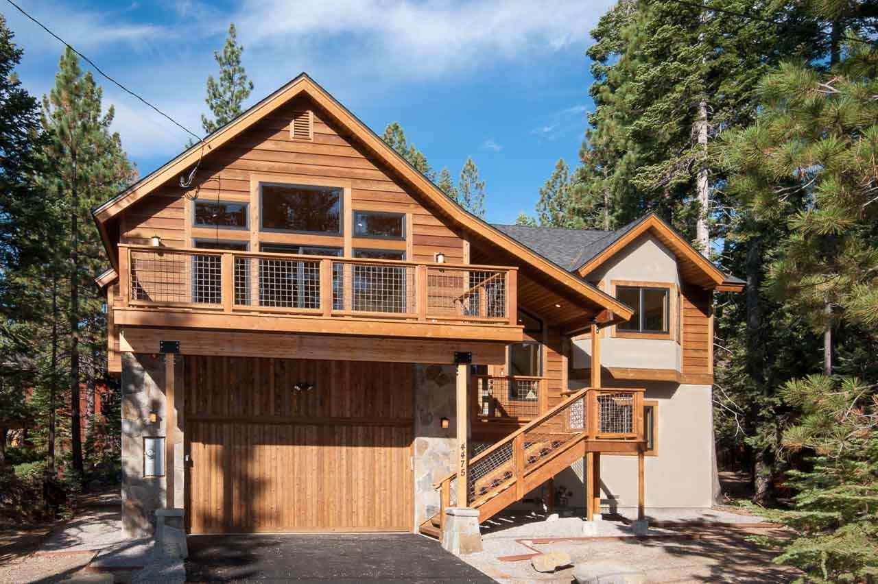 Single Family Home for Active at 4475 Piney Wood Road Tahoe City, California 96140 United States
