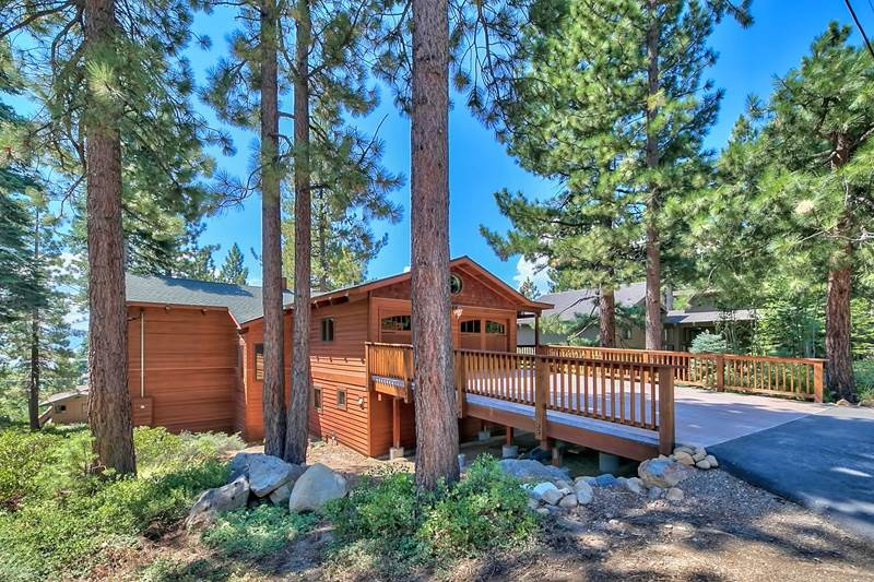 Single Family Home for Active at 115 Marlette Drive Tahoe City, California 96145 United States