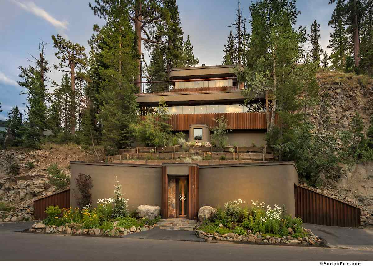 Single Family Home for Active at 1433 Mineral Springs Trail Tahoe City, California 96146 United States