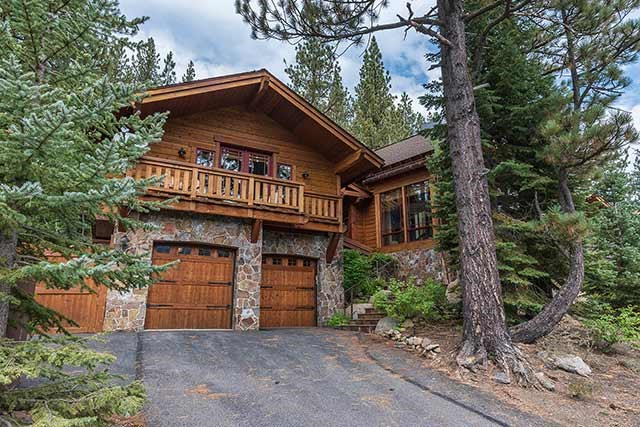 Single Family Home for Active at 212 Shoshone way Olympic Valley, California 96146 United States