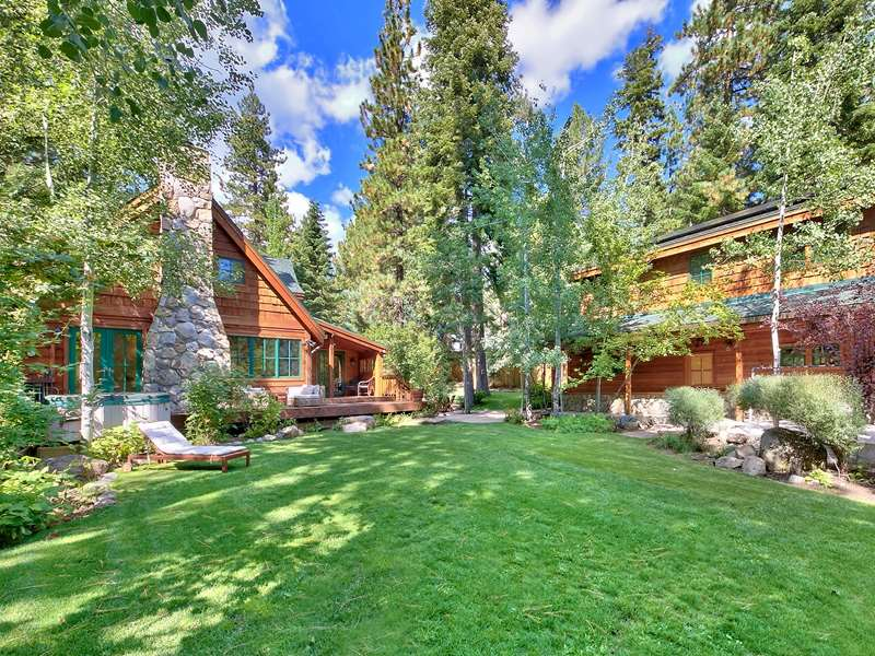 Single Family Home for Active at 2817 Sierra View Avenue Tahoe City, California 96145 United States