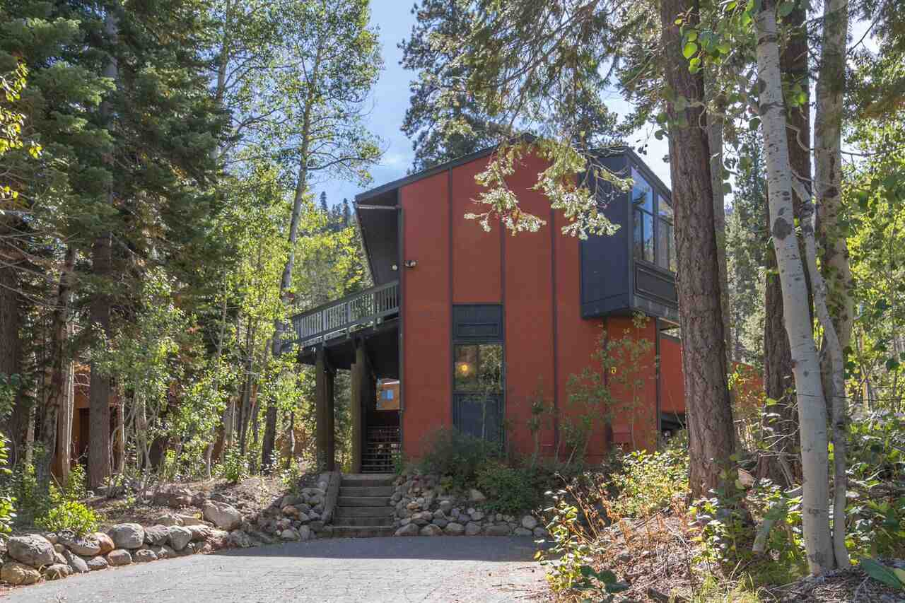 Single Family Home for Active at 1325 Mineral Springs Trail 1325 Mineral Springs Trail Tahoe City, California 96146 United States