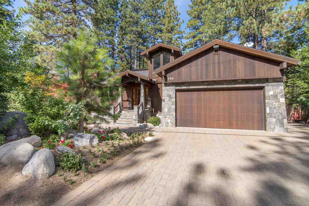 Single Family Home for Active at 193 E Observation Drive 193 E Observation Drive Tahoe City, California 96145 United States