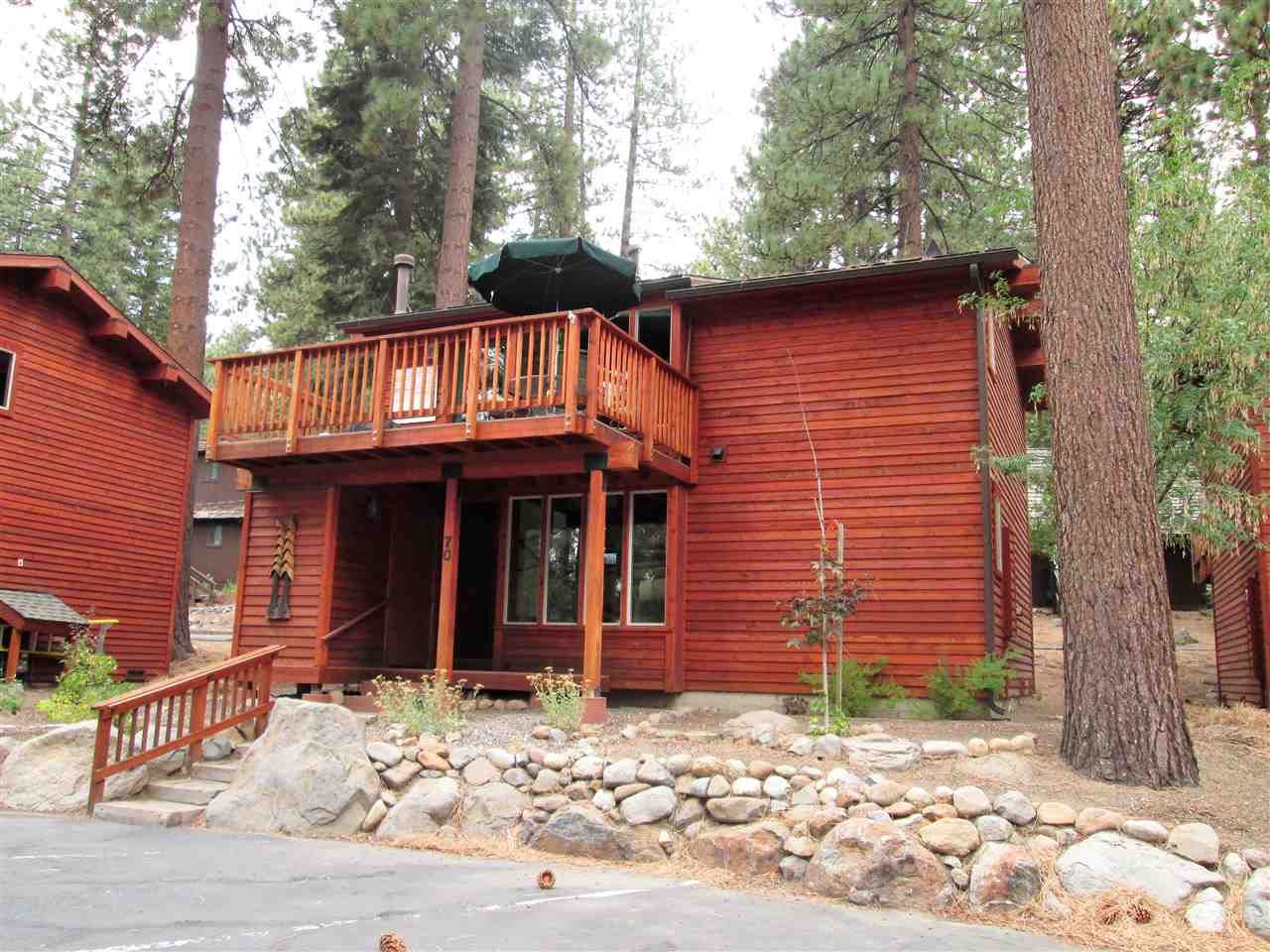 Condo / Townhouse for Active at 702 College Drive 702 College Drive Incline Village, Nevada 89451 United States