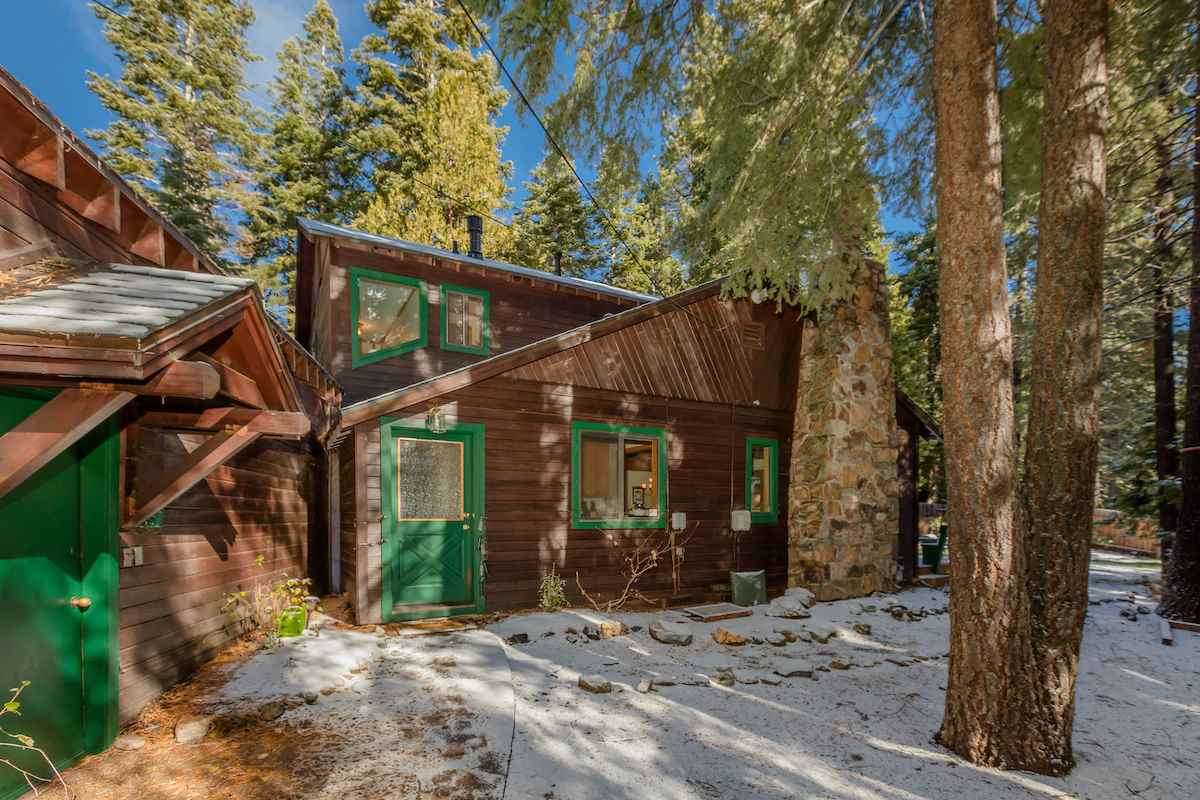Single Family Home for Active at 1590 West Lake Boulevard 1590 West Lake Boulevard South Lake Tahoe, California 96145 United States