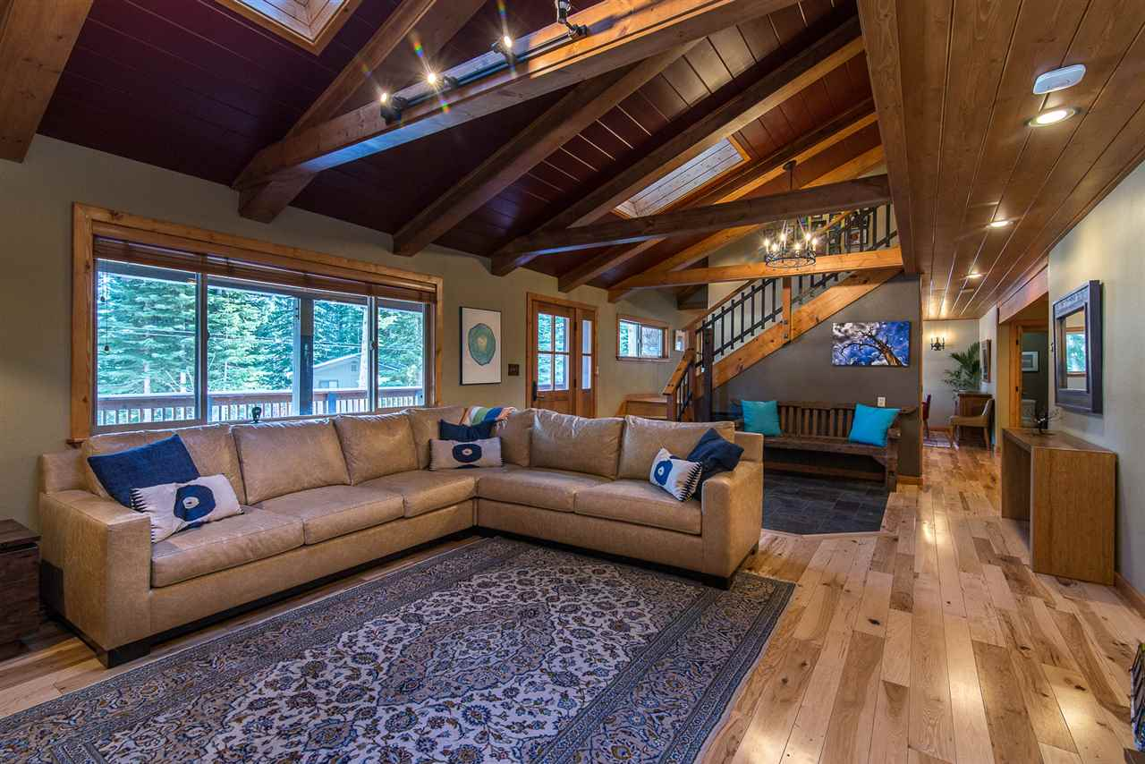 Single Family Home for Active at 4555 Muletail Drive 4555 Muletail Drive Tahoe City, California 96140 United States