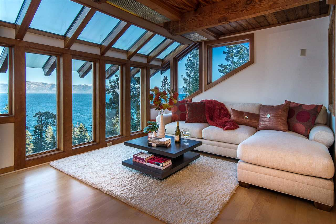 Single Family Home for Active at 444 Nightingale Road 444 Nightingale Road Carnelian Bay, California 96140 United States