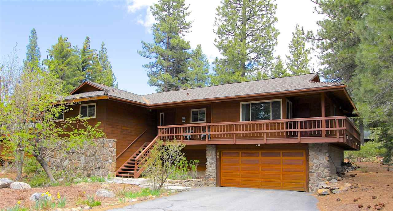 Single Family Home for Active at 136 Marlette Drive 136 Marlette Drive Tahoe City, California 96145 United States