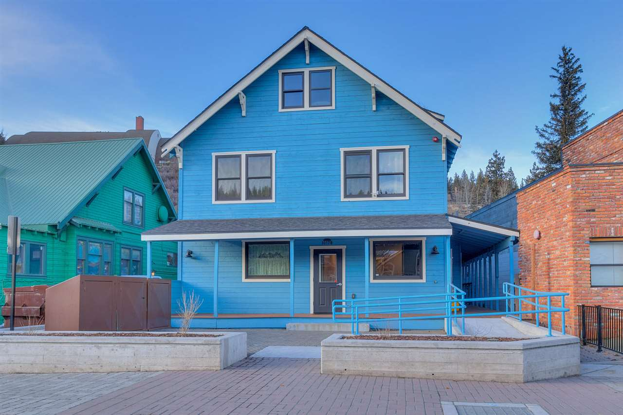 Multi-Family Home for Active at 10178 Donner Pass Road 10178 Donner Pass Road Truckee, California 96161 United States