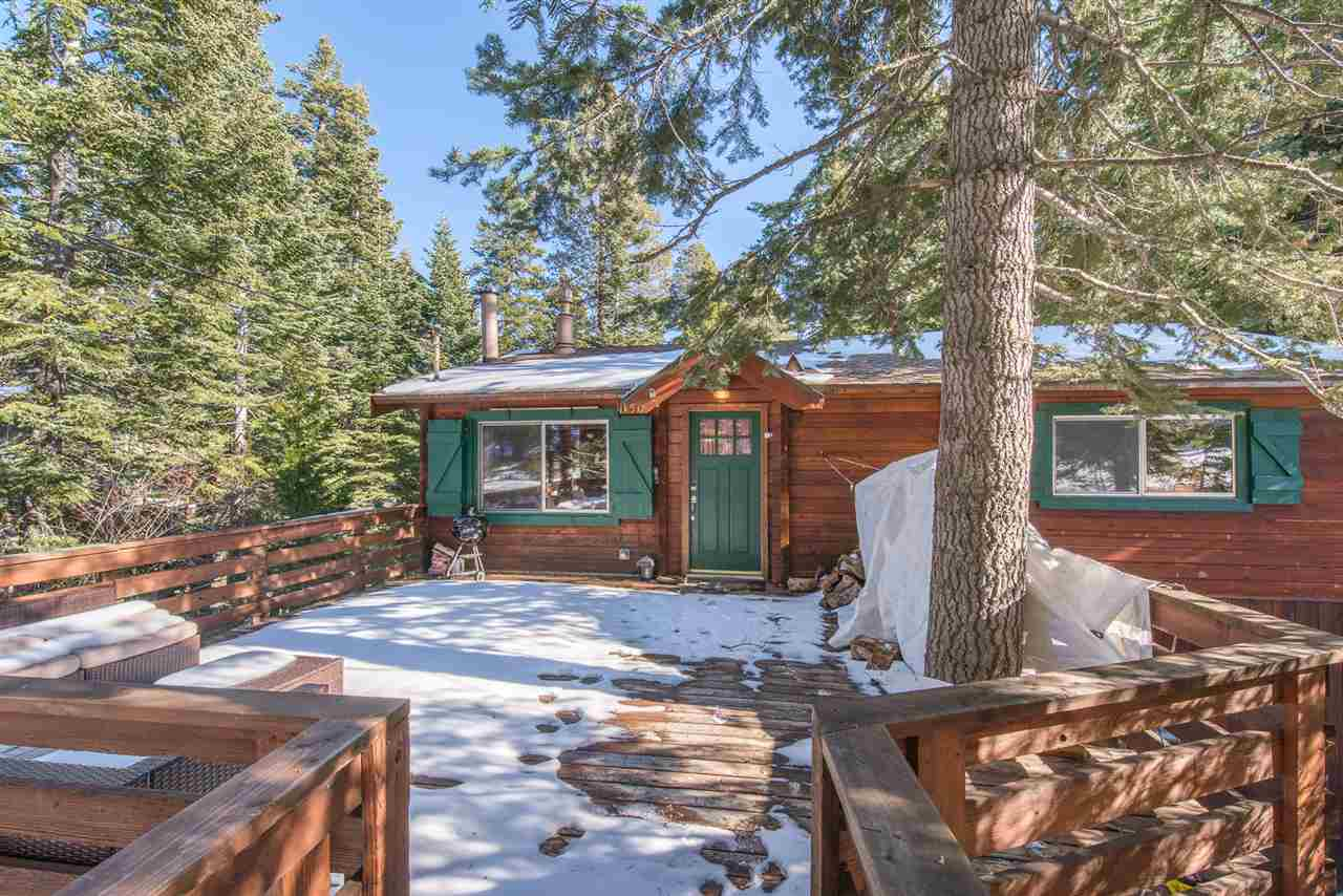 Single Family Home for Active at 150 Talmont Circle 150 Talmont Circle Tahoe City, California 96145 United States