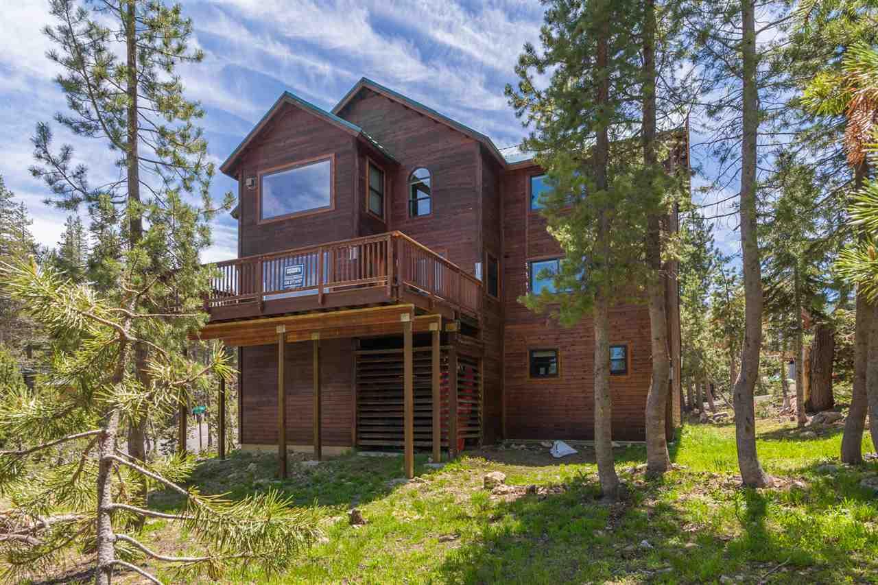 Casa Unifamiliar por un Venta en 9399 Cascade Road 9399 Cascade Road Truckee, California 95728 Estados Unidos