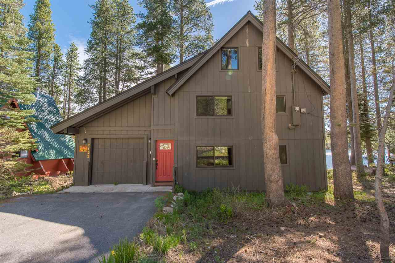 Casa Unifamiliar por un Venta en 2152 Serene Road 2152 Serene Road Truckee, California 95728 Estados Unidos