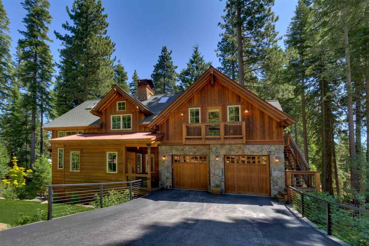 Casa Unifamiliar por un Venta en 4820 Sacramento Avenue 4820 Sacramento Avenue Homewood, California 96141 Estados Unidos