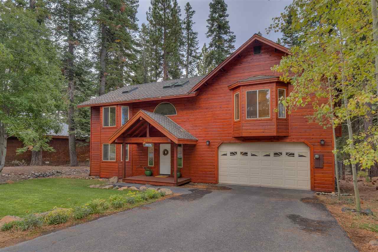 Single Family Home for Active at 3004 Polaris Road 3004 Polaris Road Tahoe City, California 96145 United States