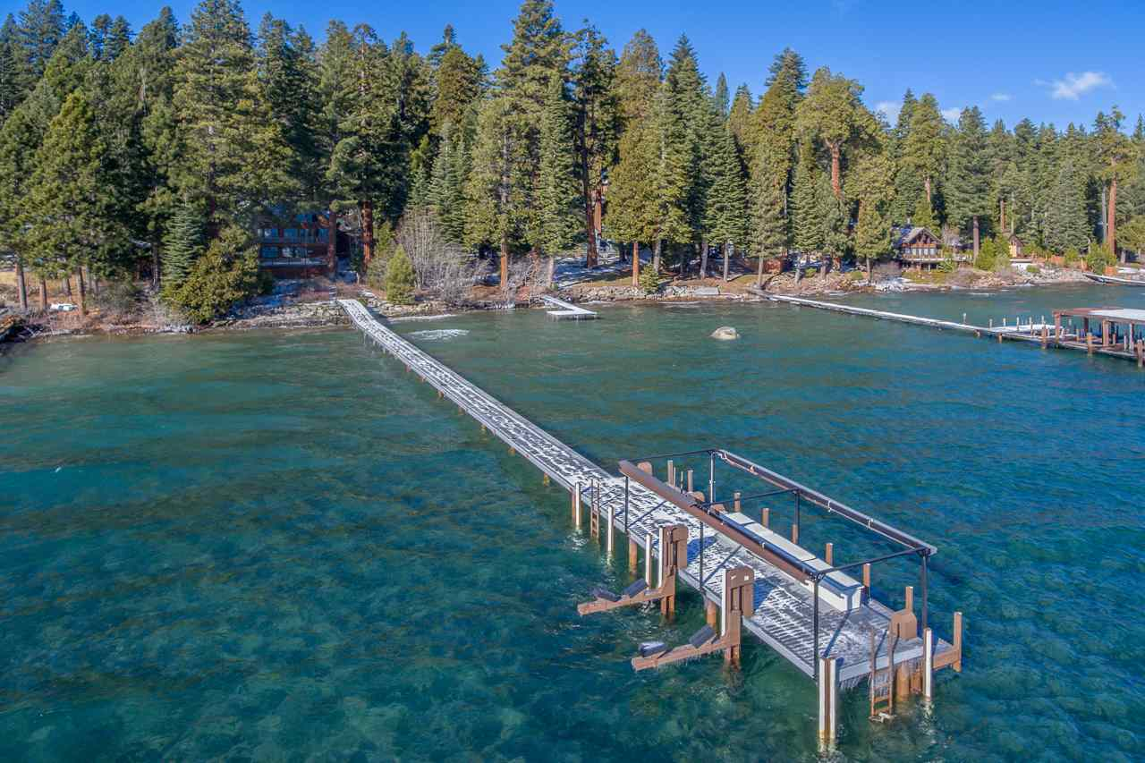 Single Family Home for Active at 1170 West Lake Boulevard 1170 West Lake Boulevard Tahoe City, California 96145 United States