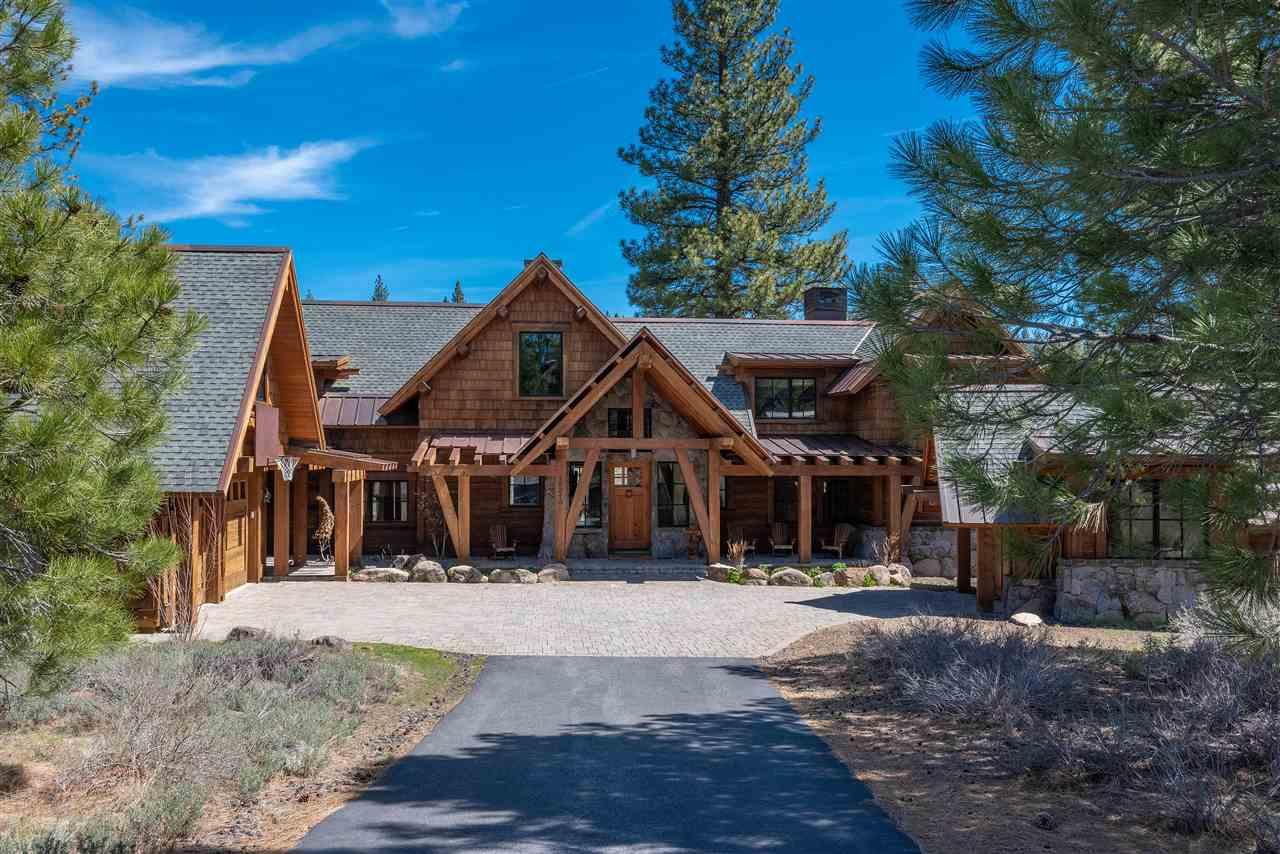 Casa Unifamiliar por un Venta en 10310 Dick Barter 10310 Dick Barter Truckee, California 96161 Estados Unidos